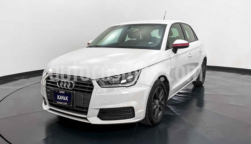 Audi A1 Sportback Urban S-Tronic usado (2018) color Blanco precio $297,999