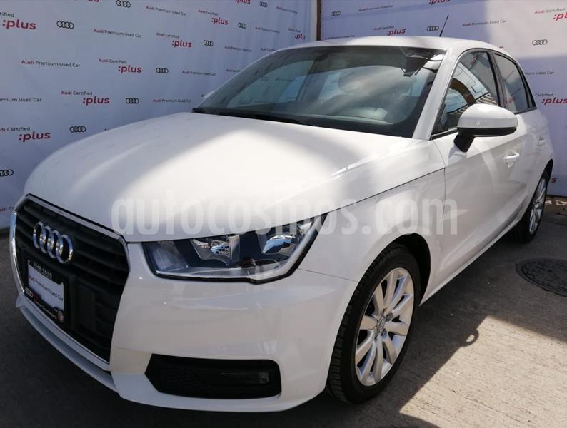 Audi A1 Cool usado (2018) color Blanco precio $285,000