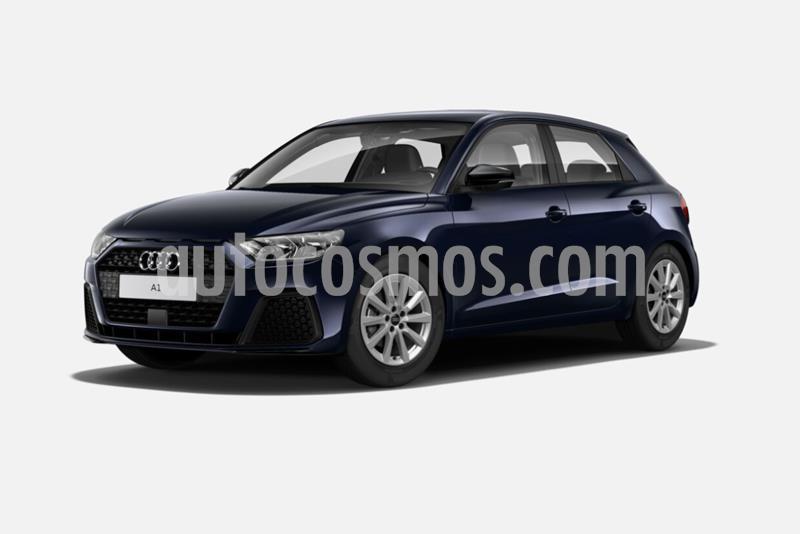 Audi A1 Cool S-Tronic nuevo color Azul precio $445,300