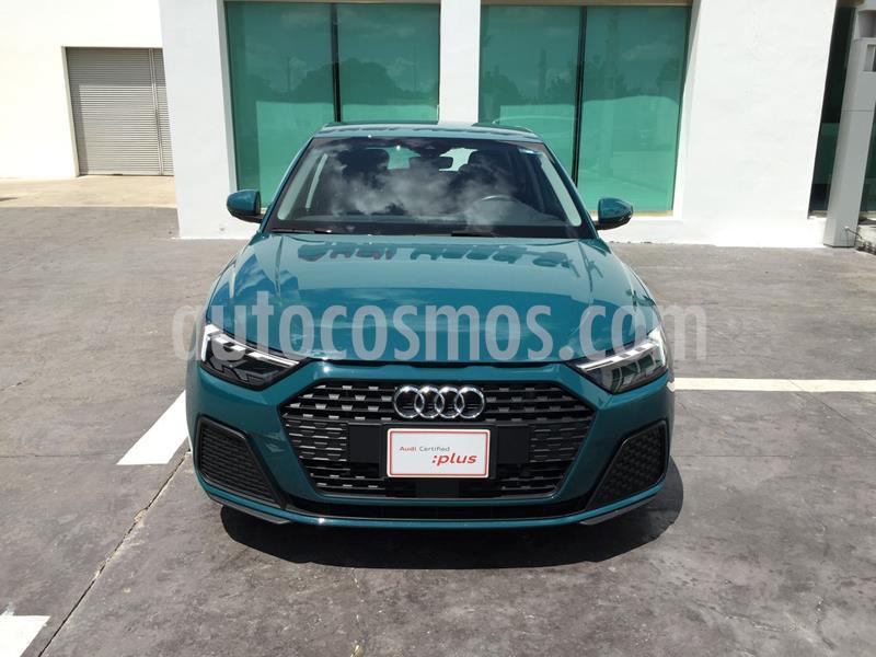 Audi A1 Cool S-Tronic usado (2020) color Verde precio $454,405