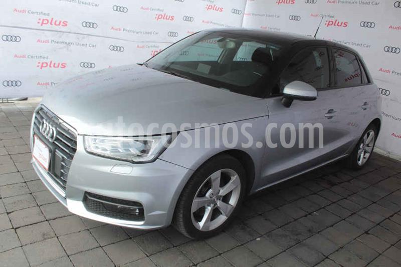Audi A1 Sportback Ego usado (2016) color Plata precio $225,000