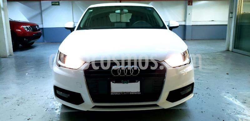 Audi A1 Cool S-Tronic usado (2017) color Blanco precio $289,000