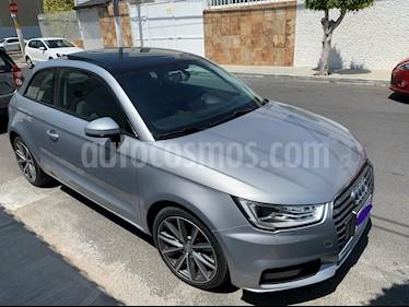 Audi A1 Ego S-Tronic usado (2018) color Plata Metalizado precio $340,000