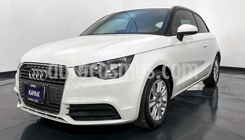 Audi A1 Cool S Tronic usado (2014) color Blanco precio $199,999