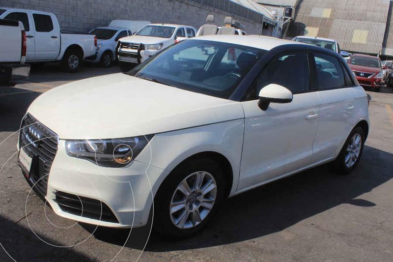 Foto Audi A1 Sportback Cool usado (2015) color Blanco precio $199,000