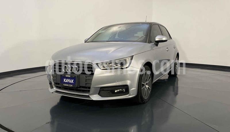 Audi A1 Cool usado (2016) color Plata precio $274,999