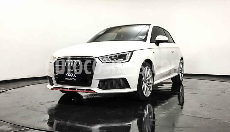 Audi A1 Ego usado (2016) color Blanco precio $302,999