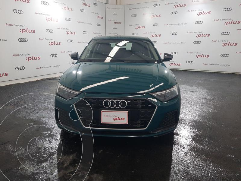 Foto Audi A1 35 TFSI Ego  usado (2021) color Verde precio $580,757