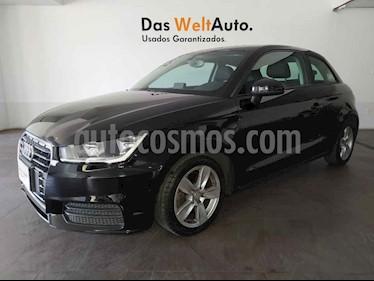 Audi A1 3p Ego L4/1.4/T Aut usado (2018) color Negro precio $276,000