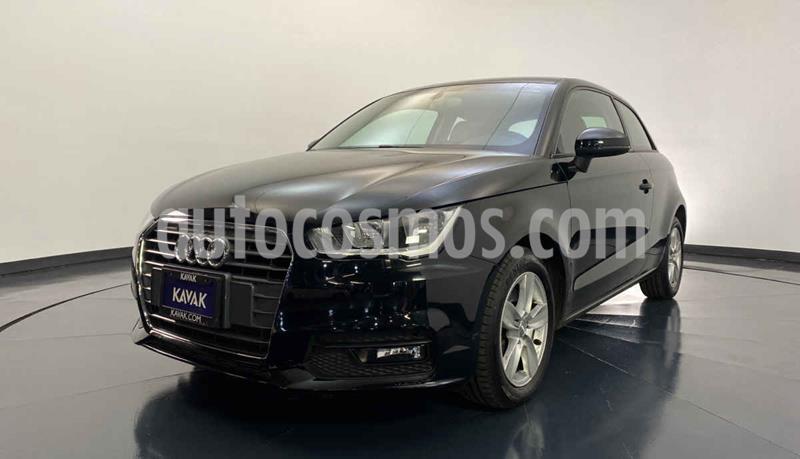 Audi A1 Cool S Tronic usado (2017) color Negro precio $279,999