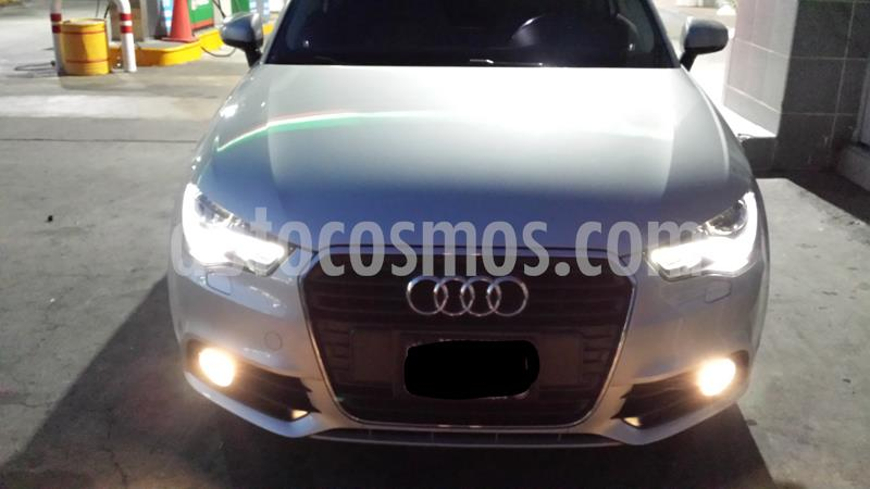 Audi A1 Union Square S-Tronic usado (2012) color Plata Metalizado precio $195,000