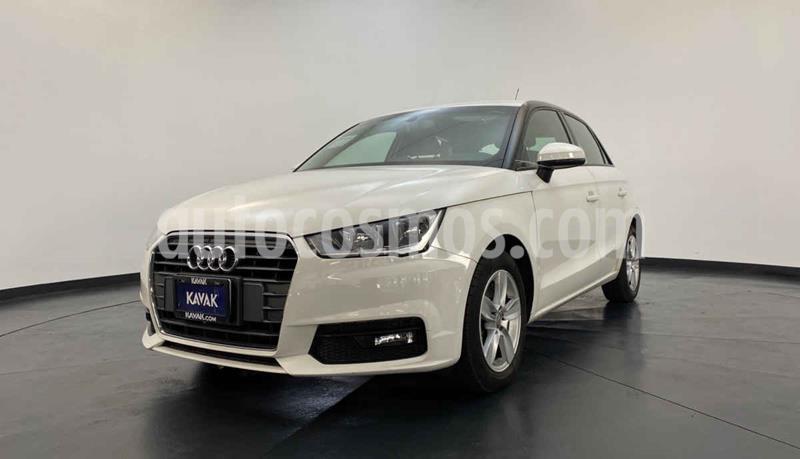 Audi A1 Cool usado (2016) color Blanco precio $257,999