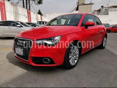 Audi A1 3p 1.4T Ego Tronic usado (2013) color Rojo precio $185,000