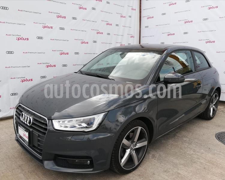 Audi A1 Ego usado (2018) color Gris precio $320,000