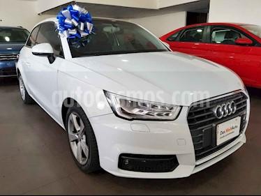 Audi A1 3p Ego L4/1.4/T Aut usado (2015) color Blanco precio $256,000