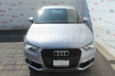 Audi A1 3p Ego L4/1.4/T Aut usado (2015) color Plata precio $210,000