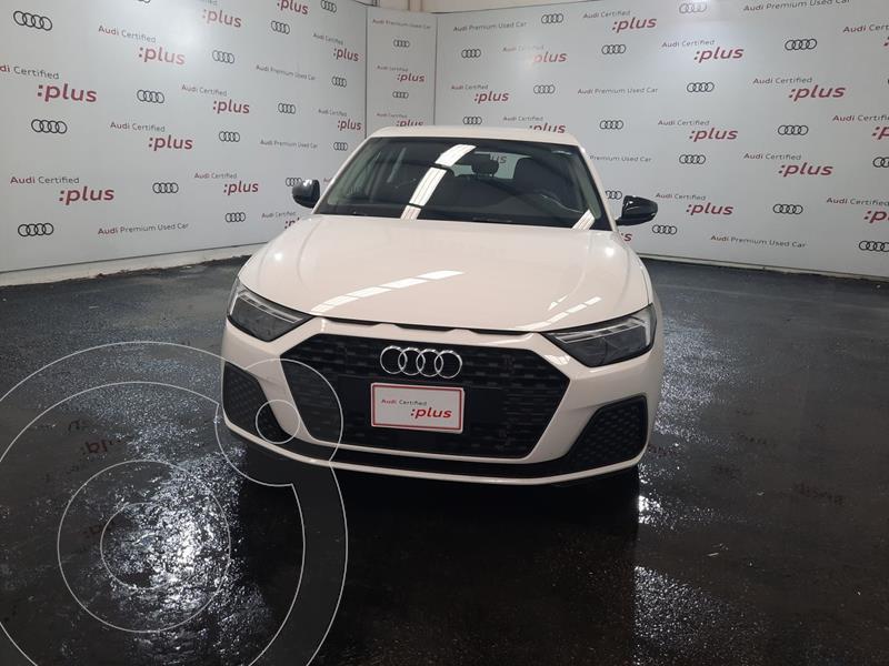 Foto Audi A1 30 TFSI Cool  usado (2021) color Blanco precio $527,507