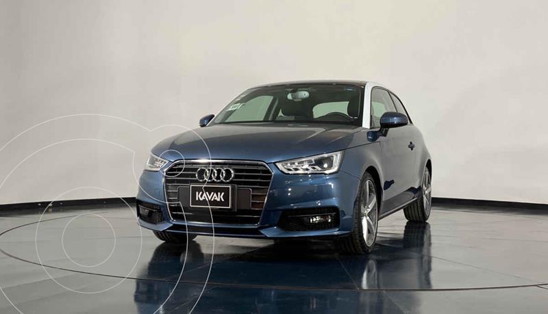Foto Audi A1 Ego S-Tronic usado (2018) color Azul precio $380,999
