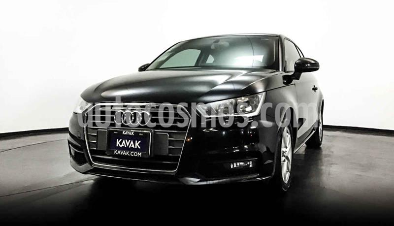 Audi A1 Sportback Cool S-Tronic usado (2016) color Negro precio $219,999