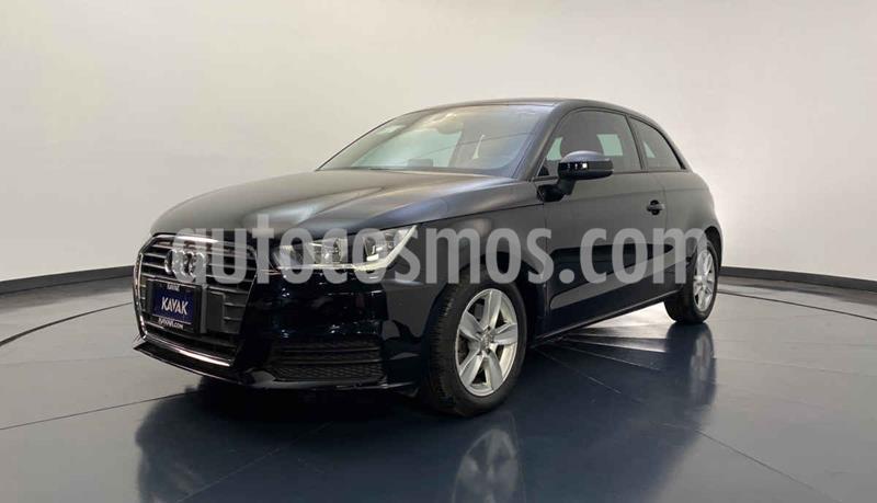 Audi A1 Urban S-Tronic usado (2017) color Negro precio $264,999