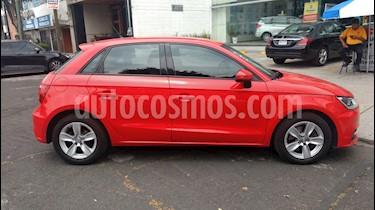 Audi A1 Cool usado (2016) color Rojo precio $252,000