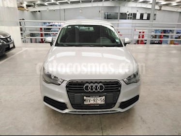 Audi A1 5p Cool L4/1.4/T Aut usado (2014) color Plata precio $199,000