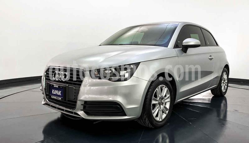 Audi A1 Cool S Tronic usado (2013) color Plata precio $204,999