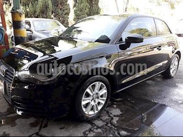 Audi A1 Cool S-Tronic usado (2015) color Negro precio $215,000