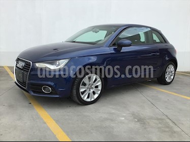Audi A1 1.4 TFSI 122 HP EGO S TRONIC usado (2014) color Azul Electrico precio $185,000