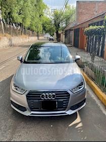 Audi A1 Ego S-Tronic usado (2017) color Plata Metalizado precio $265,000