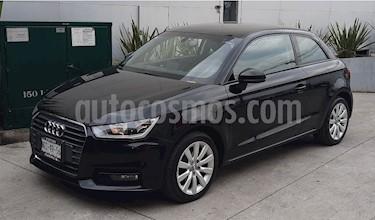 Audi A1 Cool usado (2018) color Negro precio $299,000