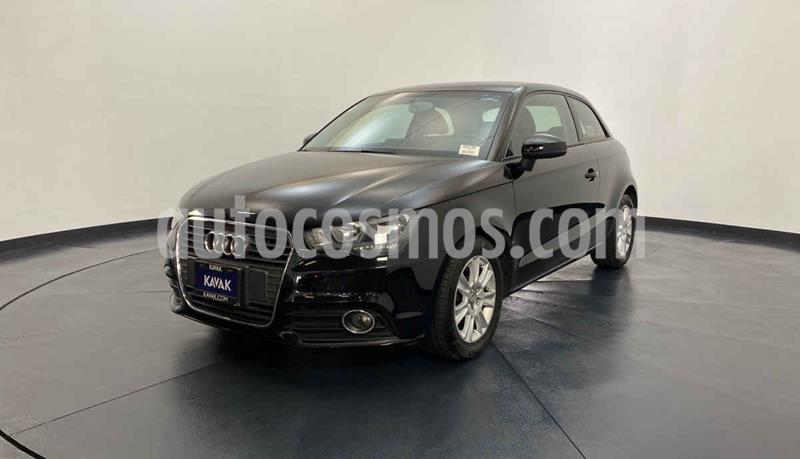 Audi A1 Cool S Tronic usado (2015) color Negro precio $212,999