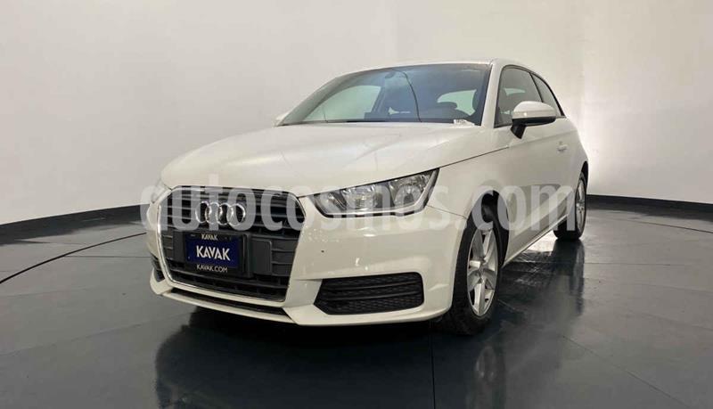 Audi A1 Urban S-Tronic usado (2017) color Blanco precio $277,999