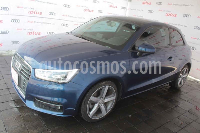 Foto Audi A1 Ego S Tronic usado (2018) color Azul precio $320,000