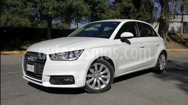 Audi A1 5P HB COOL 125 HP AT A/AC. AUT. RA-16 usado (2018) color Blanco precio $320,000