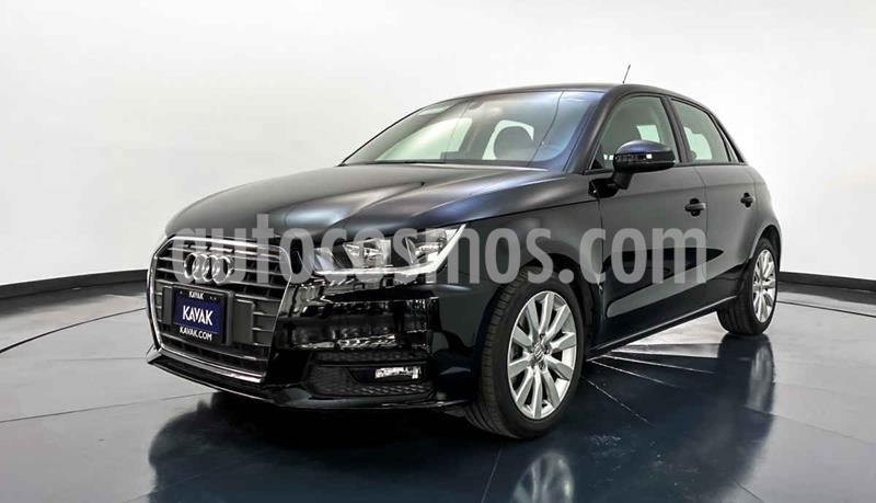 Audi A1 Cool S Tronic usado (2018) color Negro precio $337,999