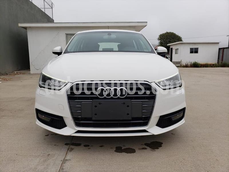 Audi A1 COOL L4/1.4/T AUT usado (2016) color Blanco precio $250,000