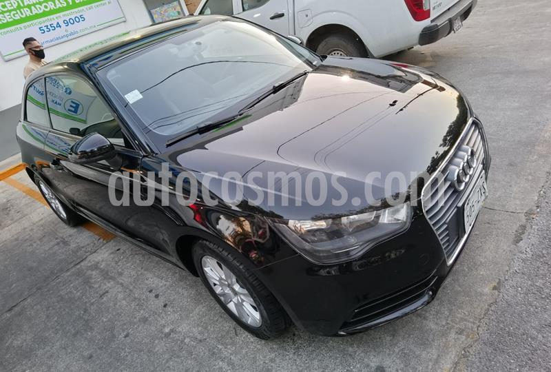 Audi A1 Cool usado (2015) color Negro precio $175,500