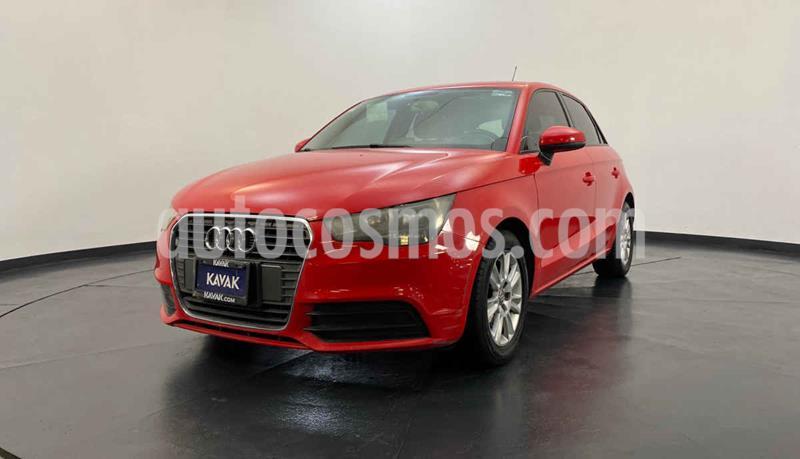 Audi A1 Cool usado (2016) color Rojo precio $242,999