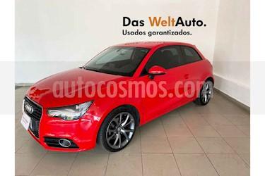 Audi A1 3p Ego L4/1.4/T Aut usado (2015) color Rojo precio $209,995