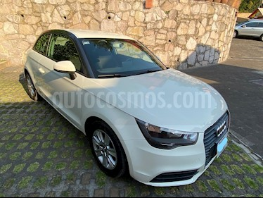 Audi A1 Cool usado (2014) color Blanco Amalfi precio $190,000