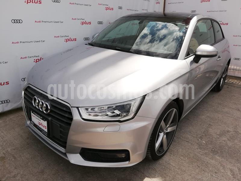Audi A1 Ego usado (2018) color Plata Dorado precio $320,000