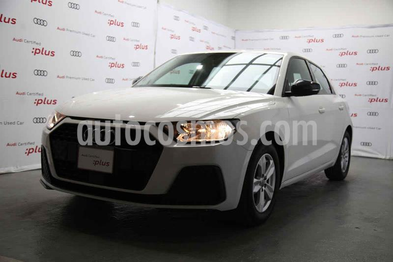 Audi A1 Urban S-Tronic usado (2020) color Blanco precio $390,000
