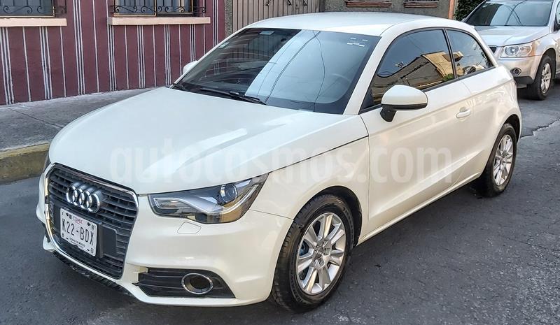 Audi A1 Cool S-Tronic usado (2014) color Blanco precio $165,000
