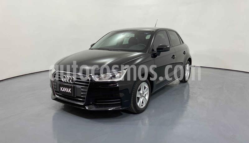 Audi A1 Sportback Urban S-Tronic usado (2018) color Negro precio $277,999