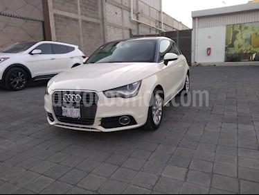 Foto Audi A1 Ego usado (2012) color Blanco Amalfi precio $165,000