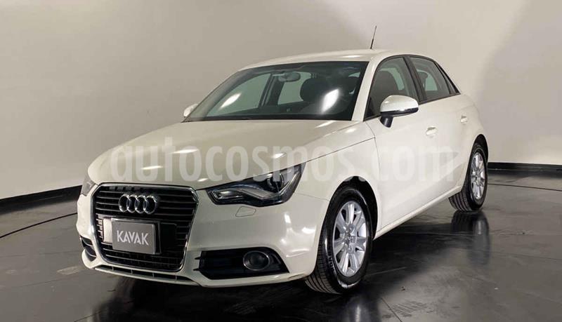 Audi A1 Sportback Cool S-Tronic usado (2015) color Blanco precio $227,999