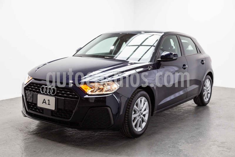 Audi A1 Cool S-Tronic nuevo color Azul precio $448,400