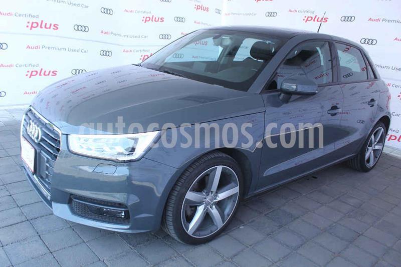 Audi A1 Sportback Ego S-Tronic usado (2018) color Gris precio $340,000