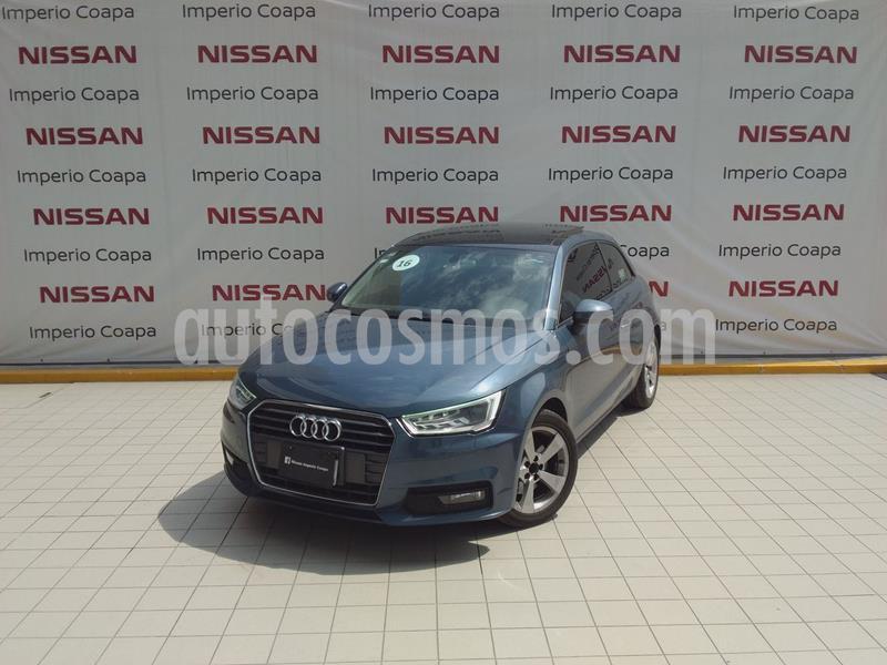 Audi A1 Sportback 35 Ego S-Tronic usado (2016) color Azul precio $259,000